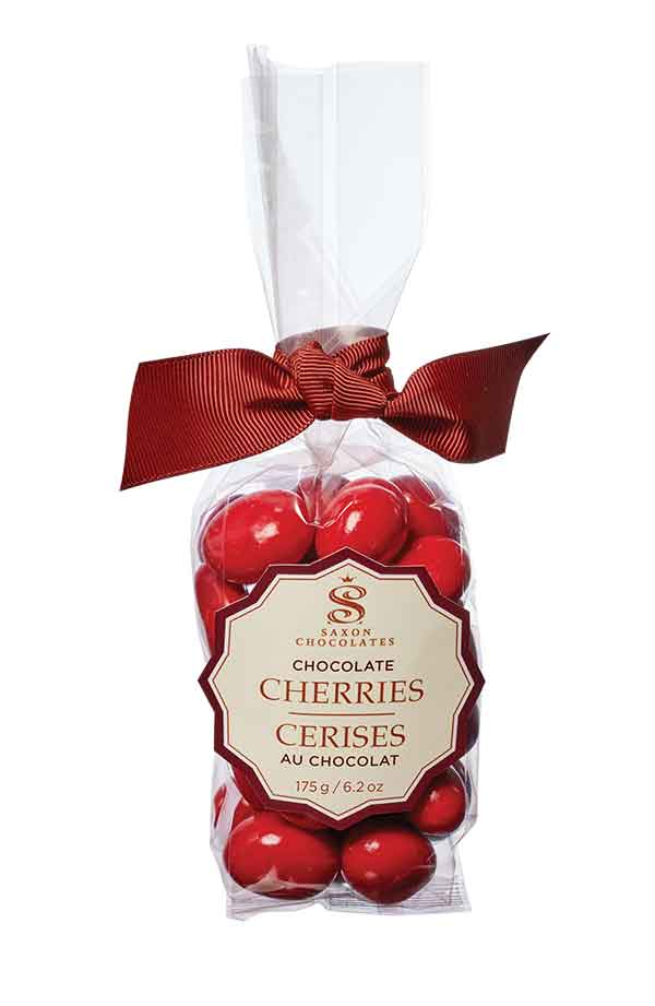 saxon chocolates chocolate cherries