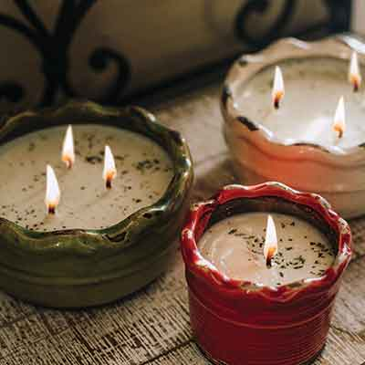 swan creek candle company wholesale soy candles at Penny Harrison and Company