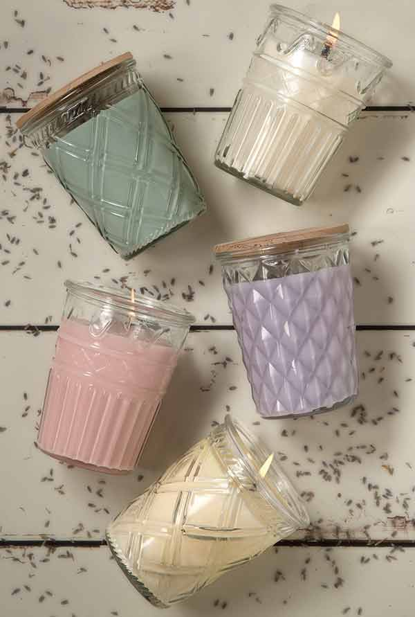 swan creek candle company timeless jar soy candles